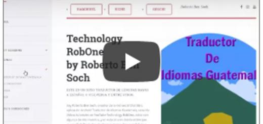 Nuevo traductor de Idiomas Mayas Guatemala para cualquier equipo