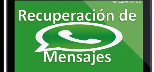 recuperacion de mensajes de whatsapp eliminados technology robone